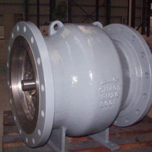 Axial check valve