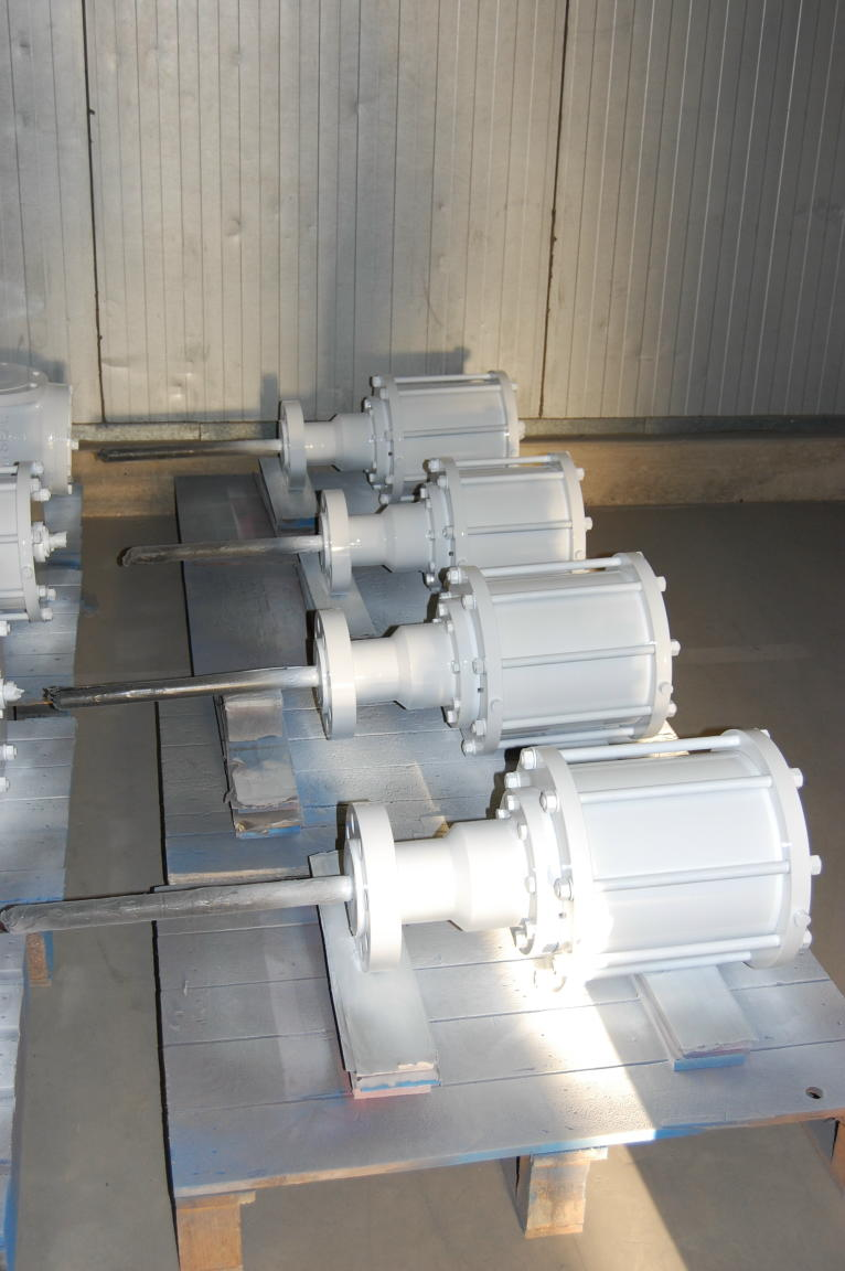 Linear Actuated Valves